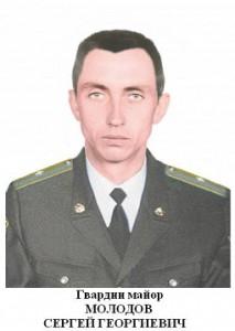 командир 6 роты ВДВ Сергей Молодов