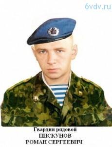 Пискунов Роман Сергеевич